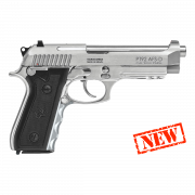 PISTOLA PT 92 INOX TACTICAL WORLD 1