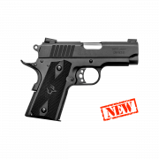 PISTOLA TAURUS 1911 OFFICER CAL. 45 ACP CARBONO FOSCO